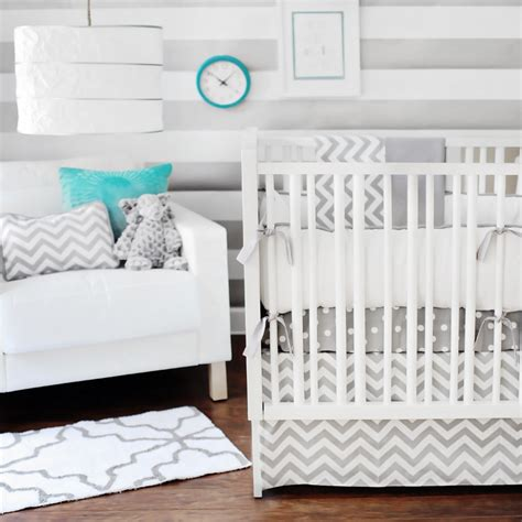zig zag crib bedding set zig zag crib bedding set by new arrivals inc