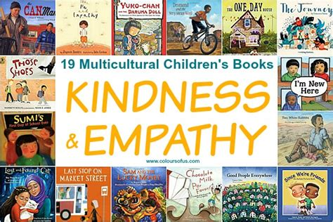 picture books about empathy elementary school archives colours of us