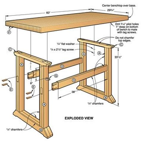 simple woodworking plans simple workbench plans free woodworking projects plans