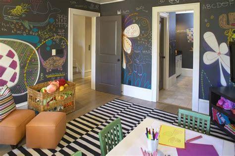 chalkboard paint room chalkboard painted playroom