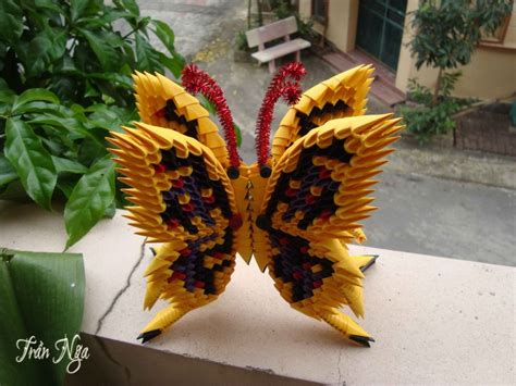 how to make 3d origami butterfly 3d origami butterfly album nga 3d origami