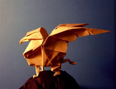 easy and cool origami 23 and creative origami artworks smashingapps