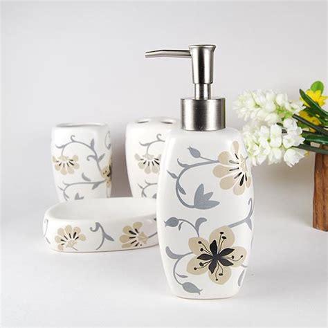 bathroom accessories ceramic ceramic bathroom accessories sets my web value