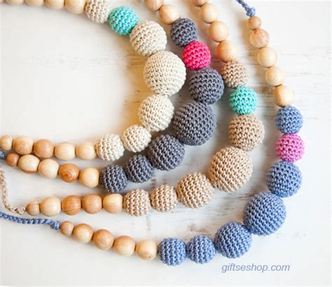 how to make crochet jewelry with how to make crocheted and crocheted necklace