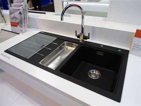 kitchen sinks black top 15 black kitchen sink designs mostbeautifulthings