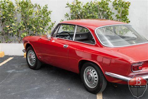 1965 Alfa Romeo Giulia by 1965 Alfa Romeo Giulia Sprint Gt For Sale 83072 Mcg