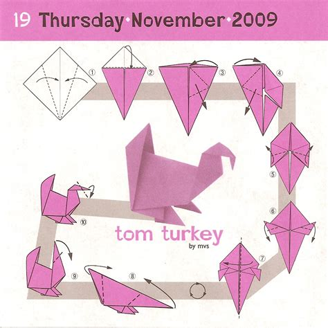 thanksgiving origami 301 moved permanently