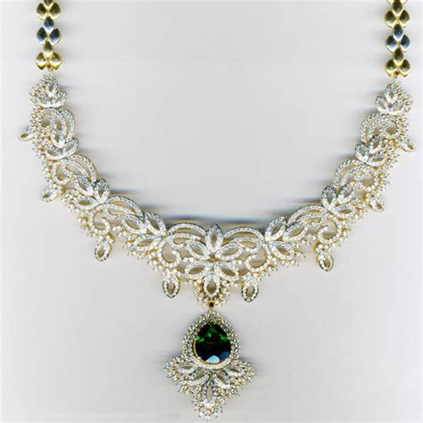 necklace designs malar world bridal necklace designs