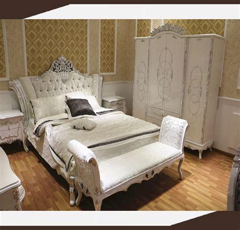 sler bedroom furniture white silver leaf european bedroom furniture