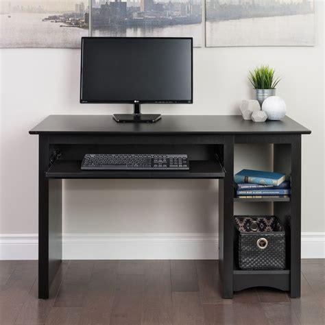 broadway black computer desk ebay