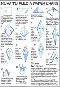 how do you make origami birds origami crane origami origami