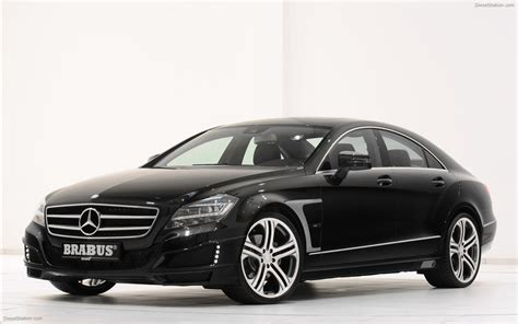 2011 Mercedes Cls by Brabus Mercedes Cls Coupe 2011 Widescreen Car