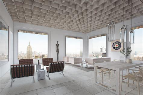 Designer Floor Plans 432 park avenue bates masi architects award winning
