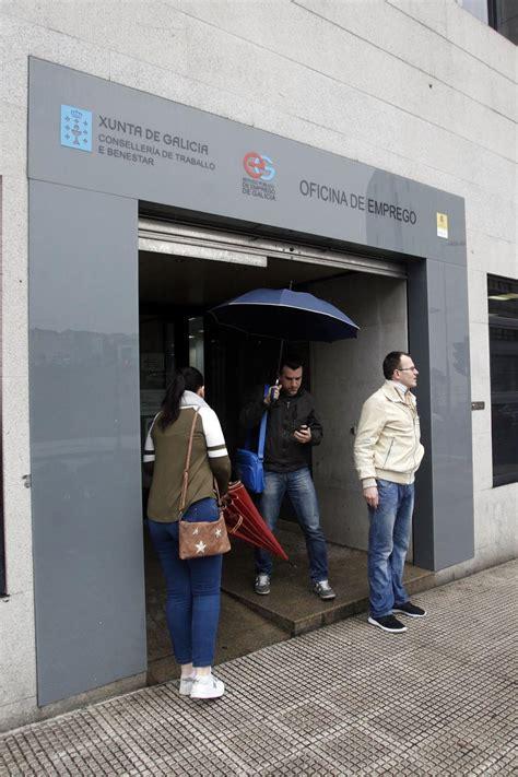 oficinas del desempleo el paro aument 243 en octubre en 1 846 personas en galicia