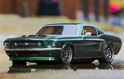 Ford Rc Car by Awesomely Detailed 1967 Ford Mustang R C Car