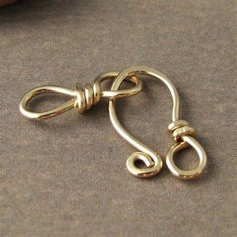 14k gold jewelry supplies 14k gold filled clasp set handmade jewelry supplies