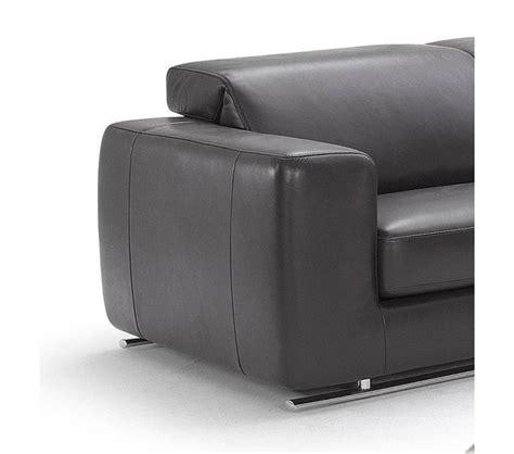 italian leather sofa dreamfurniture 943 modern italian leather sofa set