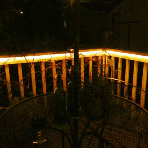 rope lights on deck pin by jeanie ackerman on lighting