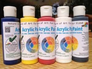 is 101 acrylic paint toxic buy paints for projects non toxic