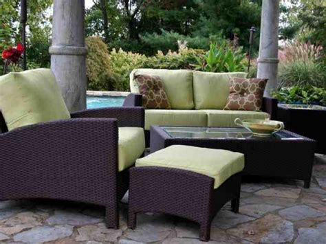 outdoor patio furniture set best outdoor wicker patio furniture sets decor