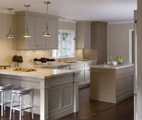 grey paint colors for kitchen cabinets 25 best ideas about taupe kitchen on kitchen