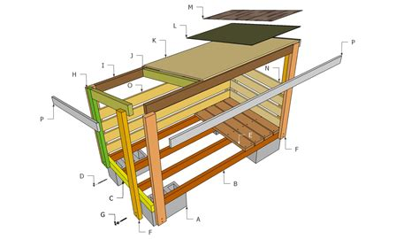 Plans To Build A Wood Shed