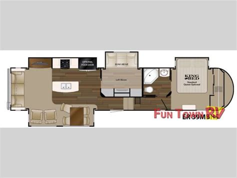 heartland 5th wheel floor plans elkridge fifth wheel cers floor plans 2015 motorcycle