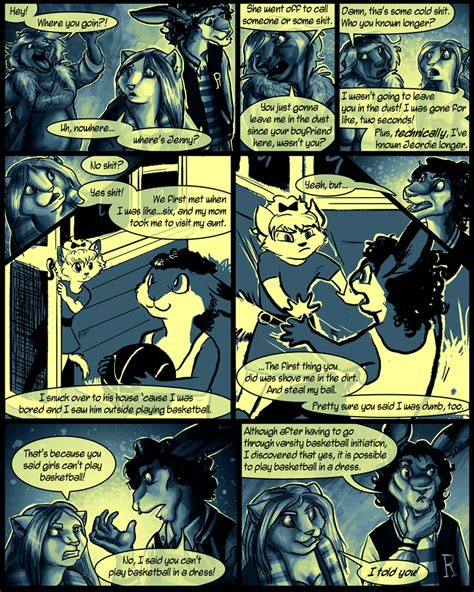 what are comics cheap thrills chapter 2 page 29
