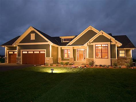 walk out basement plans lovely house plans with walkout basements 4 craftsman style house plans for ranch homes