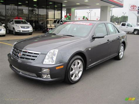 2007 Cadillac Sts 4 by 2007 Cadillac Sts 4 V6 Awd In Thunder Gray Chromaflair