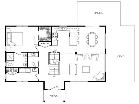 house plans with open floor plan log home plans with open floor plans log home plans with open floor house plans with walkout