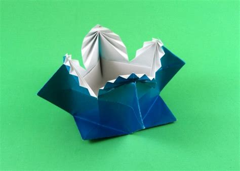 Fancy Box Traditional Gilad S Origami Page