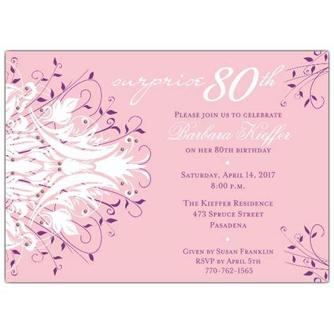 quotes for 80th birthday invitation quotesgram