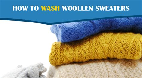 how to wash knit sweaters how to wash woollen sweaters clean and care washing tips