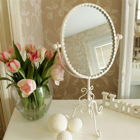 shabby chic bathroom mirrors shabby chic style vanity mirror melody maison 174
