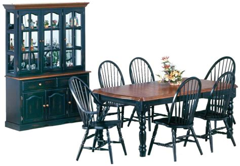 dining room set with hutch tei dining room set with hutch ogle furniture