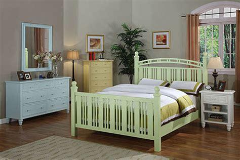 painted bedroom furniture sets oceanside painted bedroom suite by seawinds trading