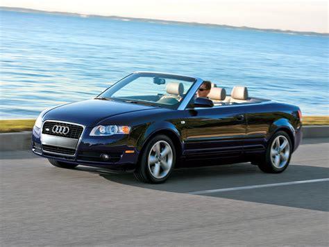 2008 Audi A4 Convertible by Audi A4 Cabriolet 2005 2006 2007 2008 Autoevolution