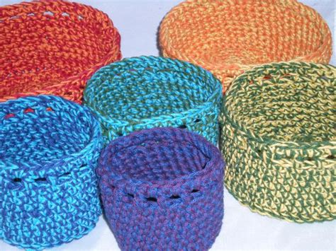 knitted yarn bowl pattern maracas crochet bowls set of 6 knitting patterns and