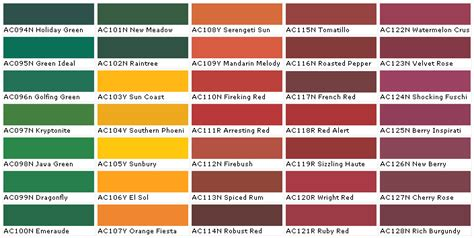 paint colors kwal kwal interior paint color chart ask home design