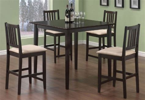 kitchen high table sets high top kitchen table will enhance the look of your kitchen