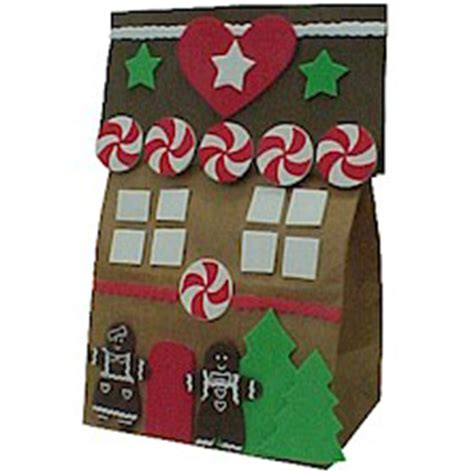 gingerbread house paper craft familycorner the new crafts and