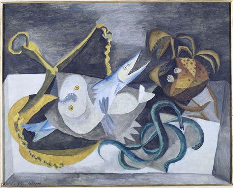 picasso paintings techniques pablo picasso pablo ruiz picasso les anguilles de mer