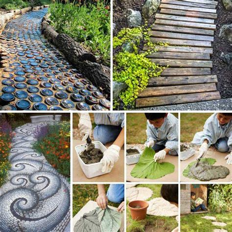 home and garden ideas for decorating 25 lovely diy garden pathway ideas architecture design