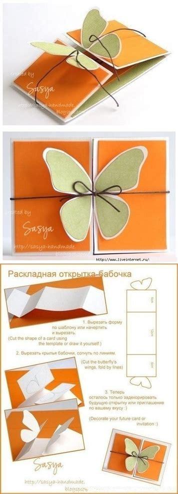 how to make a wonderful birthday card wonderful diy butterfly greeting card