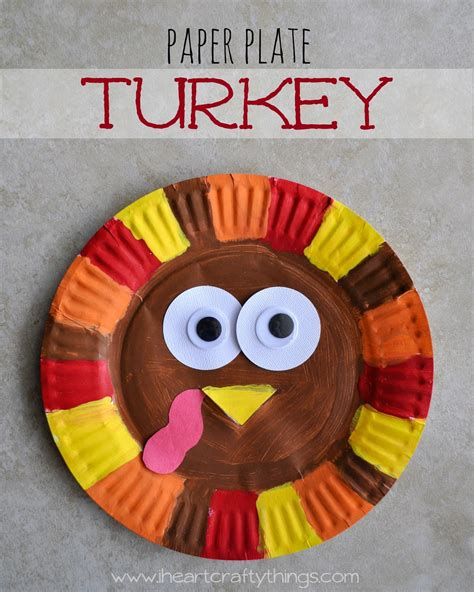 pilgrim paper plate craft i crafty things paper plate turkey