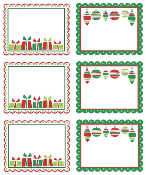 gift labels print free labels ready to print worldlabel
