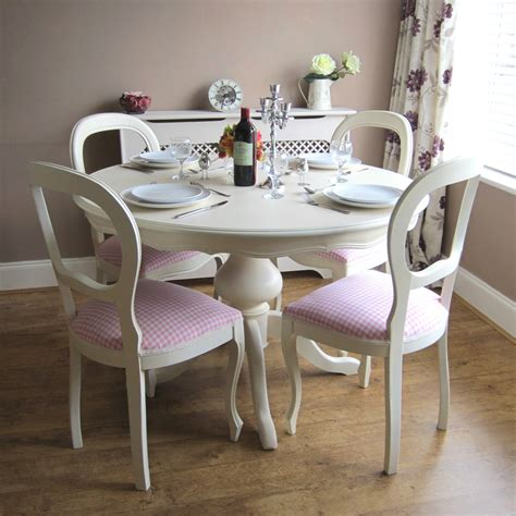 shabby chic tables and chairs shabby chic table and chairs ebay