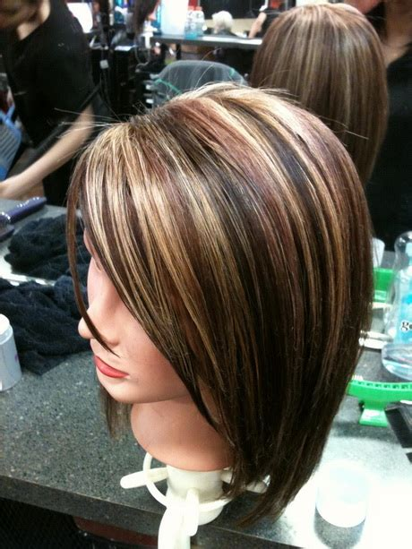 lowlights hair color pics hairstyles highlights and lowlights