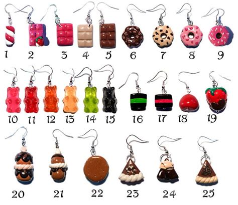 pate fimo on fimo boucle d oreille and peace and